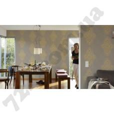 Интерьер Luxury Wallpaper Артикул 319453 интерьер 3