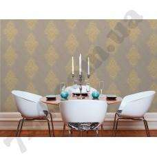 Интерьер Luxury Wallpaper Артикул 319453 интерьер 7
