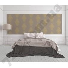Интерьер Luxury Wallpaper Артикул 319453 интерьер 8
