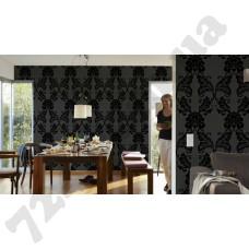 Интерьер Luxury Wallpaper Артикул 305445 интерьер 3
