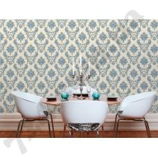 Интерьер Luxury Wallpaper Артикул 324222 интерьер 6