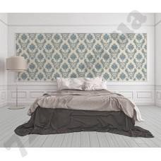 Интерьер Luxury Wallpaper Артикул 324222 интерьер 7