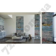 Интерьер Authentic Walls Артикул 304538 интерьер 2