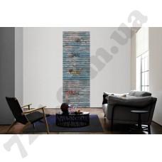 Интерьер Authentic Walls Артикул 304538 интерьер 3