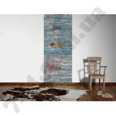 Интерьер Authentic Walls Артикул 304538 интерьер 5