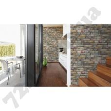 Интерьер Authentic Walls Артикул 302561 интерьер 6