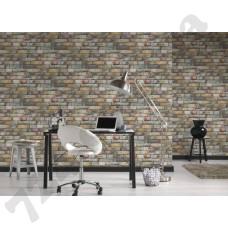 Интерьер Authentic Walls Артикул 302561 интерьер 8