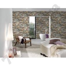 Интерьер Authentic Walls Артикул 302561 интерьер 10