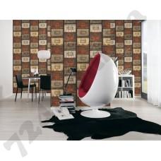 Интерьер Authentic Walls Артикул 302201 интерьер 2