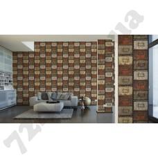 Интерьер Authentic Walls Артикул 302201 интерьер 3