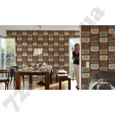 Интерьер Authentic Walls Артикул 302201 интерьер 4