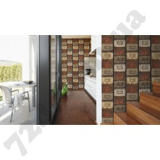 Интерьер Authentic Walls Артикул 302201 интерьер 5