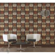 Интерьер Authentic Walls Артикул 302201 интерьер 6