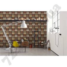 Интерьер Authentic Walls Артикул 302201 интерьер 8