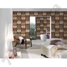 Интерьер Authentic Walls Артикул 302201 интерьер 9