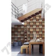 Интерьер Authentic Walls Артикул 302201 интерьер 10