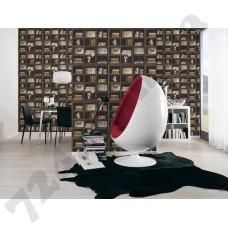 Интерьер Authentic Walls Артикул 302571 интерьер 2