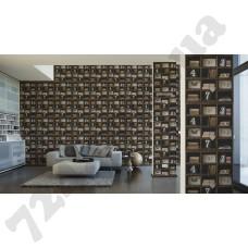 Интерьер Authentic Walls Артикул 302571 интерьер 3