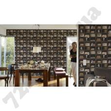 Интерьер Authentic Walls Артикул 302571 интерьер 4