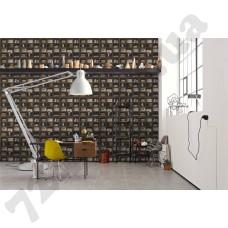 Интерьер Authentic Walls Артикул 302571 интерьер 8