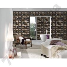 Интерьер Authentic Walls Артикул 302571 интерьер 9