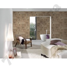 Интерьер Authentic Walls Артикул 304771 интерьер 9