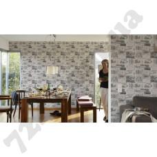 Интерьер Authentic Walls Артикул 952052 интерьер 4