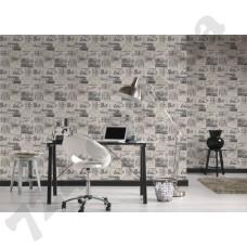 Интерьер Authentic Walls Артикул 952052 интерьер 7