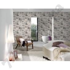 Интерьер Authentic Walls Артикул 952052 интерьер 9