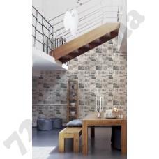 Интерьер Authentic Walls Артикул 952052 интерьер 10