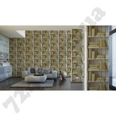 Интерьер Authentic Walls Артикул 303881 интерьер 4