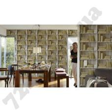 Интерьер Authentic Walls Артикул 303881 интерьер 5
