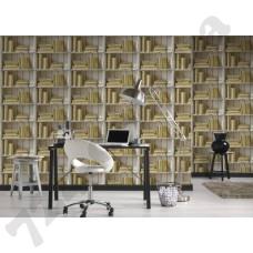 Интерьер Authentic Walls Артикул 303881 интерьер 8