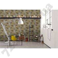 Интерьер Authentic Walls Артикул 303881 интерьер 9