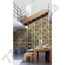 Интерьер Authentic Walls Артикул 303881 интерьер 11