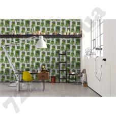 Интерьер Authentic Walls Артикул 304131 интерьер 8