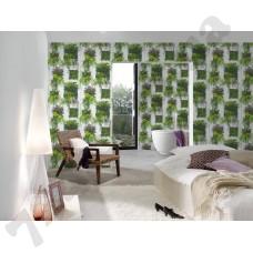 Интерьер Authentic Walls Артикул 304131 интерьер 9