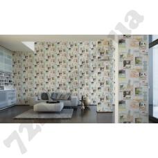 Интерьер Authentic Walls Артикул 301721 интерьер 3
