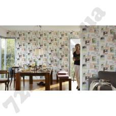 Интерьер Authentic Walls Артикул 301721 интерьер 4
