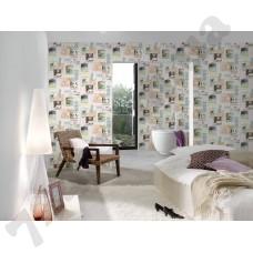 Интерьер Authentic Walls Артикул 301721 интерьер 9