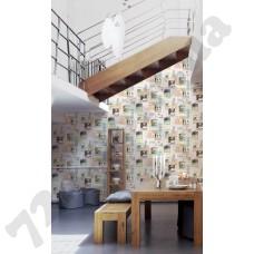 Интерьер Authentic Walls Артикул 301721 интерьер 10