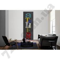 Интерьер Authentic Walls Артикул 304539 интерьер 3