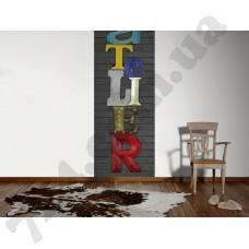 Интерьер Authentic Walls Артикул 304539 интерьер 5