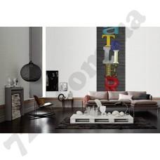 Интерьер Authentic Walls Артикул 304539 интерьер 6