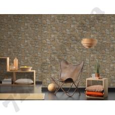 Интерьер Authentic Walls Артикул 958631 интерьер 2