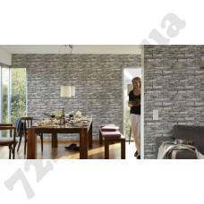 Интерьер Authentic Walls Артикул 943118 интерьер 4