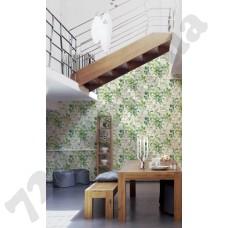 Интерьер Authentic Walls Артикул 943712 интерьер 10