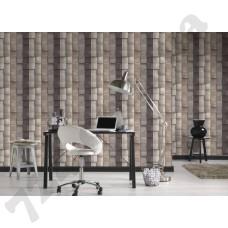 Интерьер Authentic Walls Артикул 960202 интерьер 8