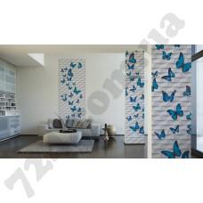 Интерьер Authentic Walls Артикул 304545 интерьер 2