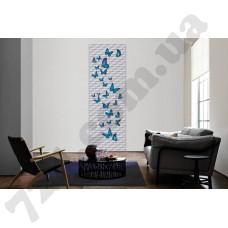 Интерьер Authentic Walls Артикул 304545 интерьер 3